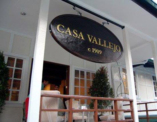 Casa Vallejo Baguio Room Rates