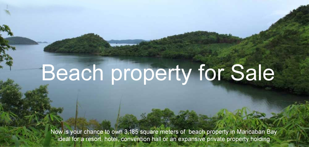 Maricaban Bay Property
