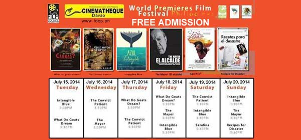 Cinematheque Davao movie
