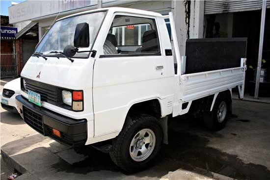Pre Owned Cars >> Kens Used Cars, 4x4, vans, pick-up, car rental Trading, Dumaguete - mitsubishi_delica
