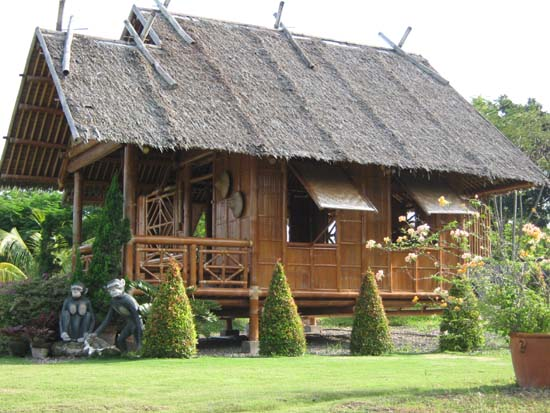 Philippine native house design bamboo joy studio design for Eco friendly house designs in the philippines