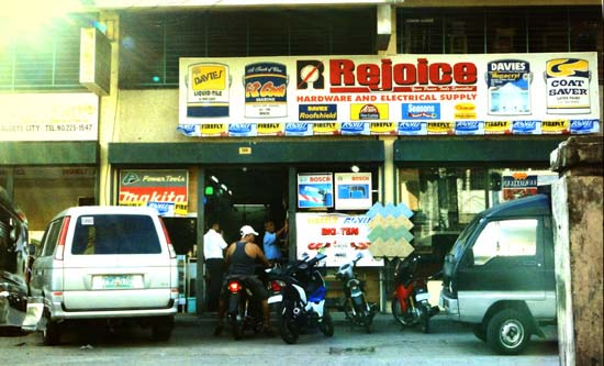 Rejoice Hardware And Electrical Supply Dumaguete Negros