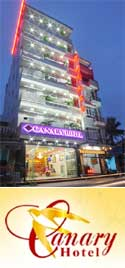 Canary Hotel, Hue, Vietnam